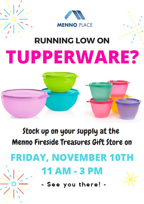 Tupperware Sale